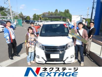 トヨタ ノア DAA-ZWR80G