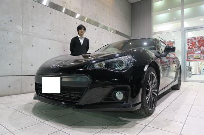 I様 スバル BRZ DBA-ZC6 ☆ご納車☆