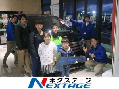 トヨタ ノア DBA-ZRR85Wをご契約された方の画像