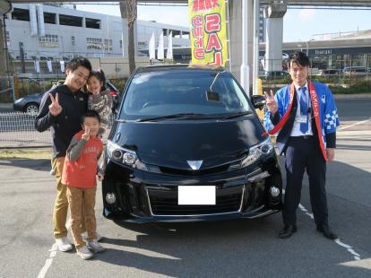 トヨタ エスティマ DBA-ACR50W