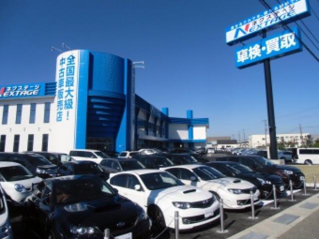 ネクステージ新潟南 SUV専門店店舗画像1