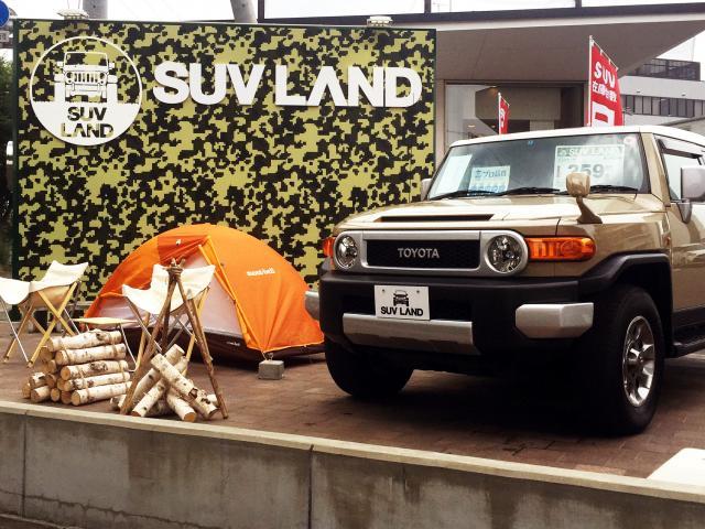 SUV LAND 横浜町田店舗画像3