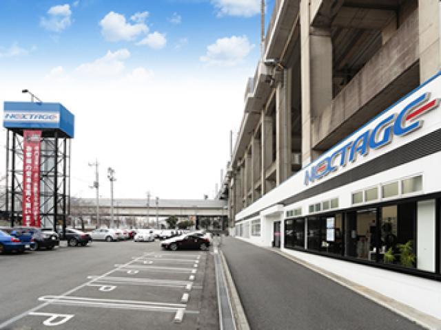 ネクステージ戸田 レクサス車専門店の店舗写真