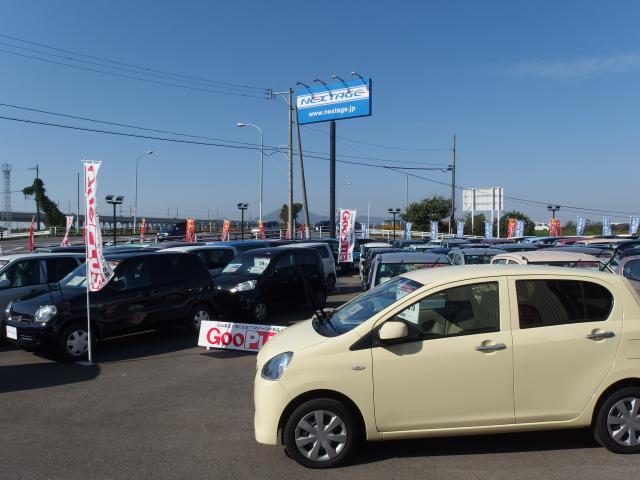 ネクステージ熊本南 軽自動車専門店店舗画像3