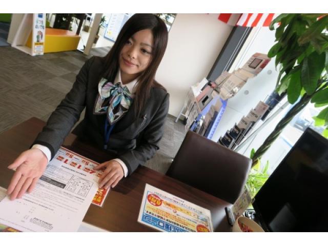 ネクステージのスタッフ写真 サービスフロント 岩沢 杏里