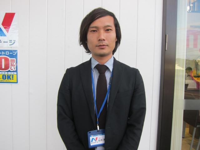 ネクステージのスタッフ写真 店長 松原 英慶