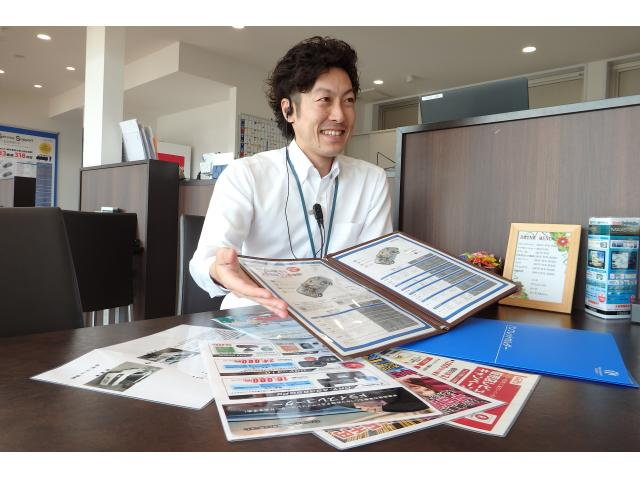 ネクステージのスタッフ写真 店長代理 平川 直広
