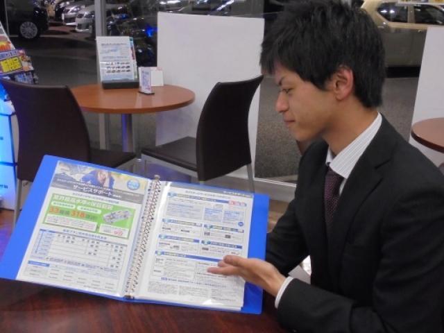 ネクステージのスタッフ写真 カーライフアドバイザー 原田 誠司
