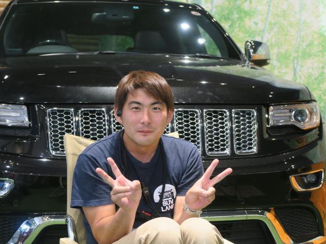 ネクステージのスタッフ写真 カーライフアドバイザー 斎藤 隼人