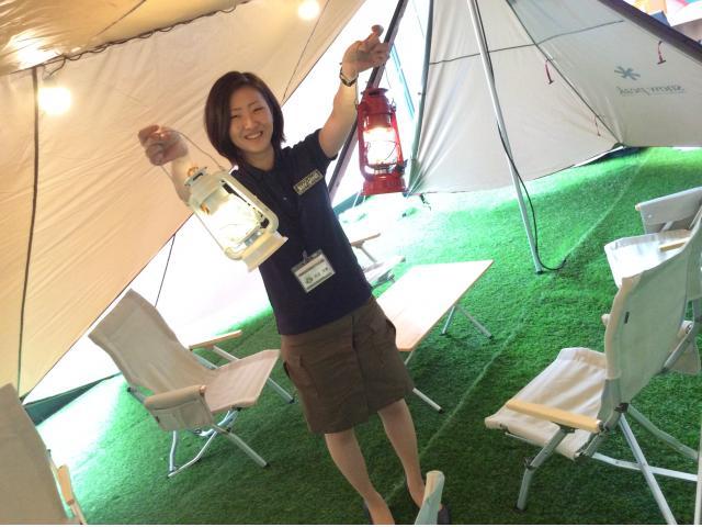 ネクステージのスタッフ写真 サービスフロント 武井 澄恵