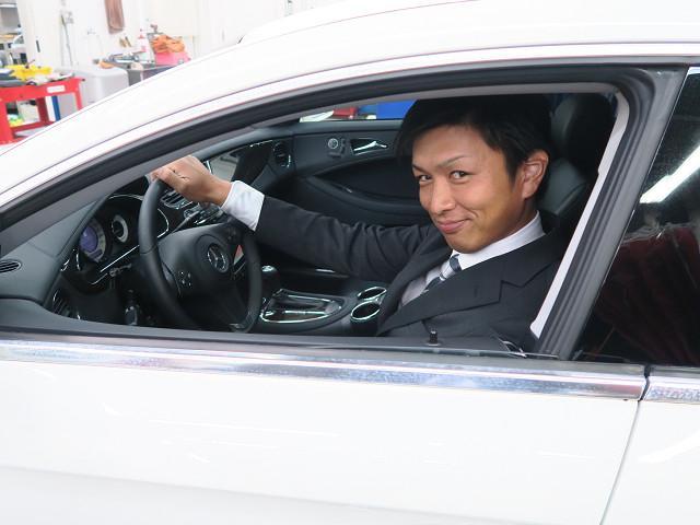 ネクステージのスタッフ写真 カーライフアドバイザー 平塚 建太朗