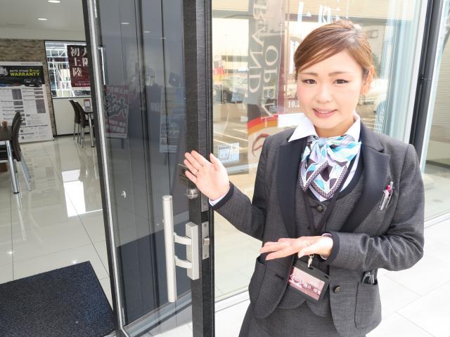 ネクステージのスタッフ写真 事務 植田 陽香