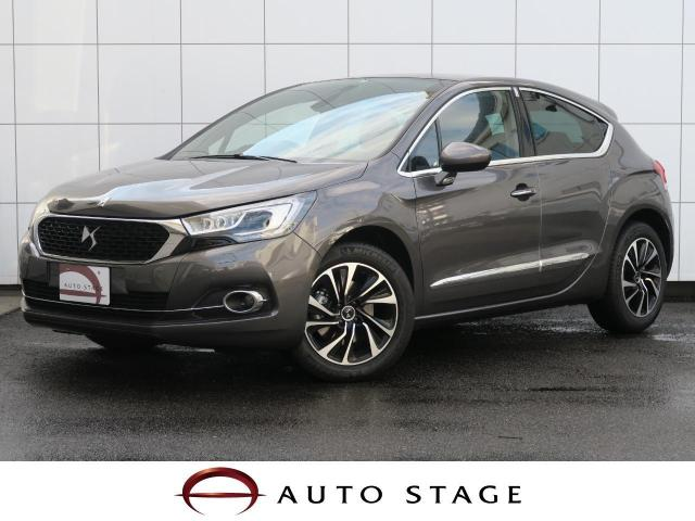 CITROENDS4 CHIC DS LED VISION PACKAGE