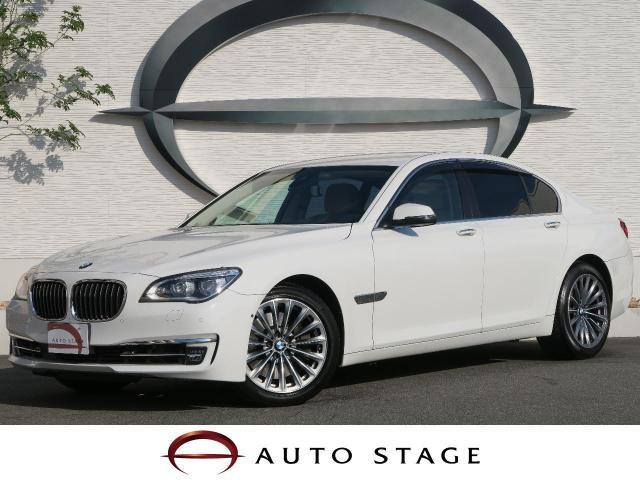2012 BMW 7 SERIES 750I (CBA-YA44)
