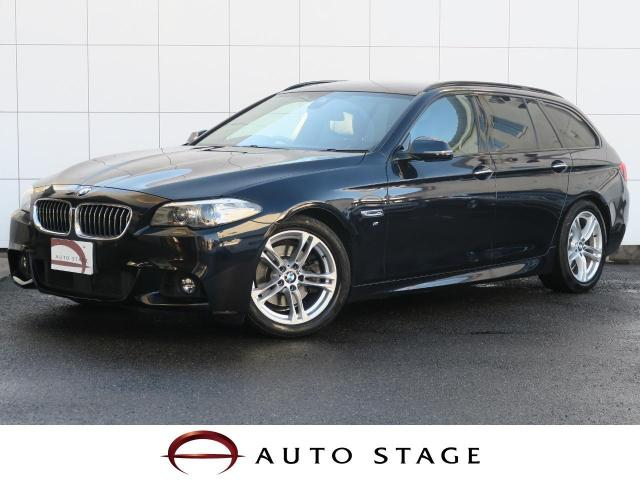 BMW5 SERIES 523D TOURING M-SPORT