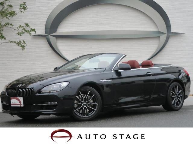 BMW6 SERIES 640i CABRIOLET