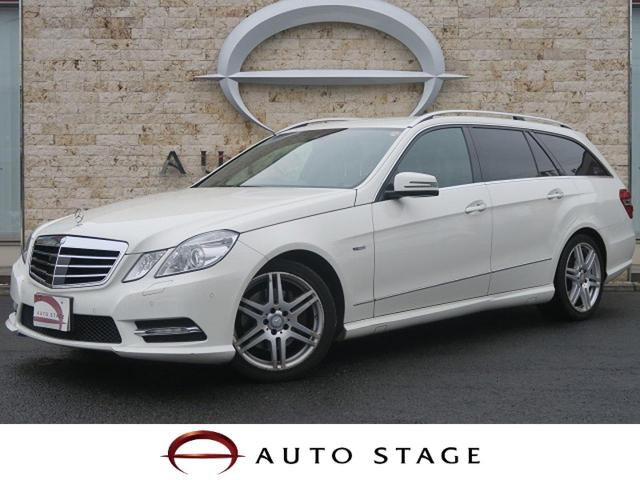MERCEDES BENZE-CLASS STATIONWAGON E250 BLUE EFFICIENCY STATIONWAGON AVANTGARDE