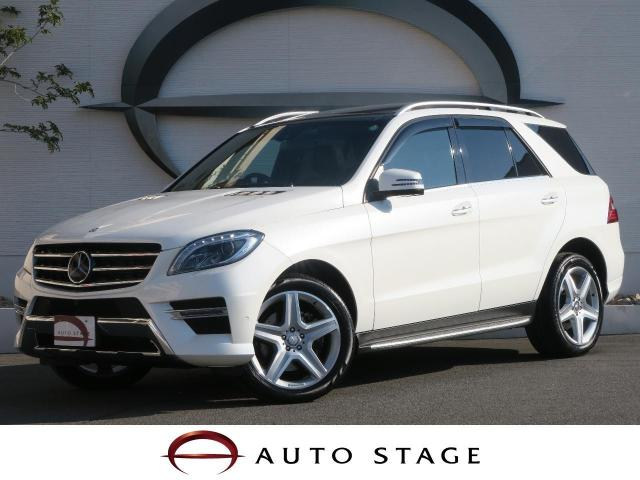 MERCEDES BENZM-CLASS ML350 BLUETEC 4MATIC AMG SPORTS PACKAGE