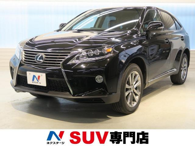 LEXUSRX RX270 VERSION L