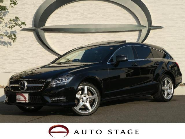 MERCEDES BENZCLS-CLASS SHOOTING BRAKE CLS350 SHOOTING BRAKE AMG SPORTS PACKAGE