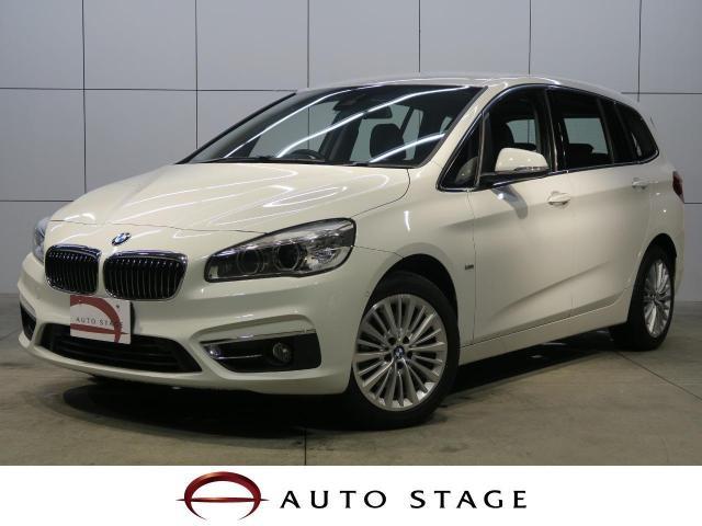 BMW2 SERIES 218i GRAN TOURER LUXURY