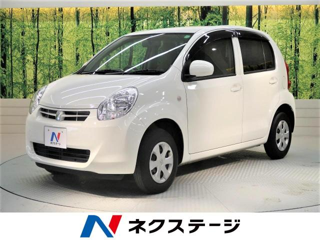 TOYOTAPASSO X V PACKAGE