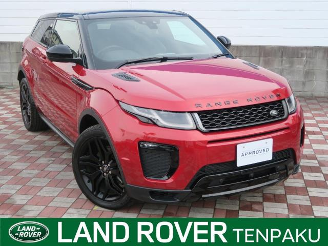 LAND ROVERRANGE ROVER EVOQUE COUPE HSE DYNAMIC