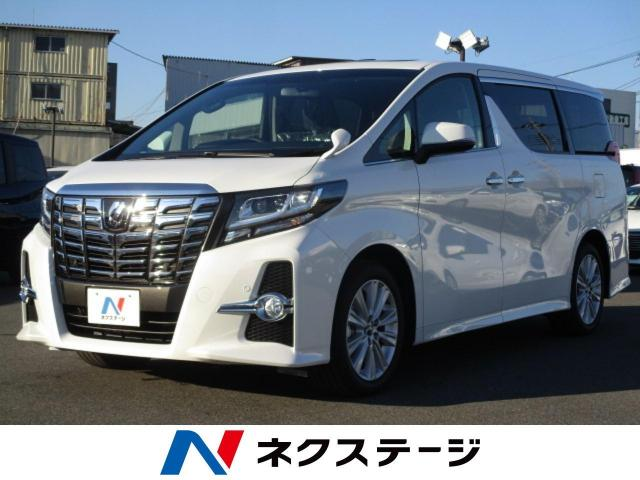 TOYOTAALPHARD 2.5S A PACKAGE