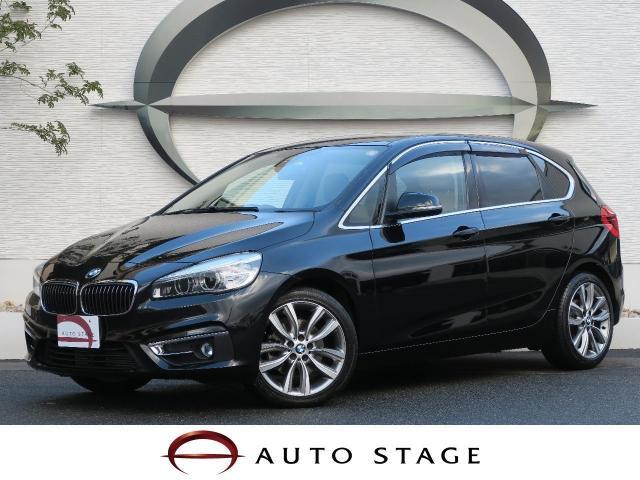 BMW2 SERIES 218i ACTIVE TOURER LUXURY