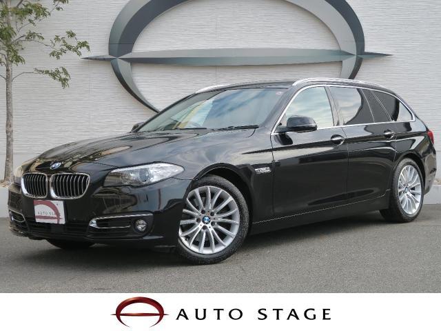 BMW5 SERIES 523i TOURING LUXURY