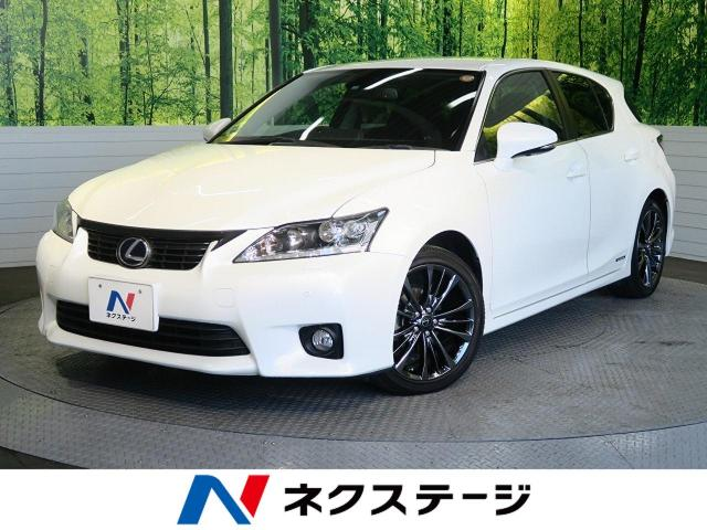 LEXUSCT CT200H VERSION L