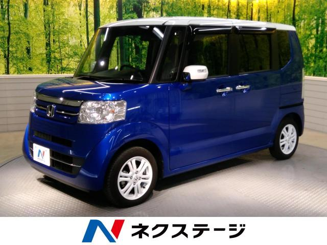HONDAN BOX 2TONE COLOR STYLE G SPECIAL EDITION SS PACKAGE