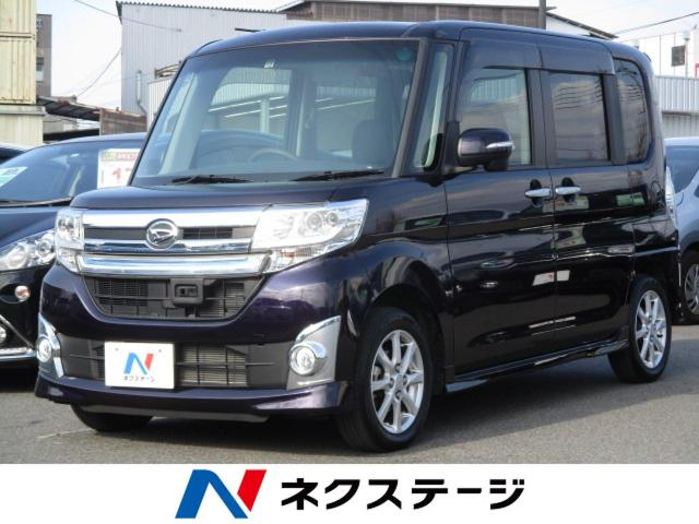 DAIHATSUTANTO CUSTOM X TOP EDITION SA