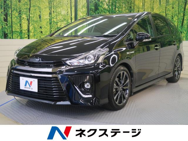 TOYOTAPRIUS ALPHA S TOURING SELECTION GS
