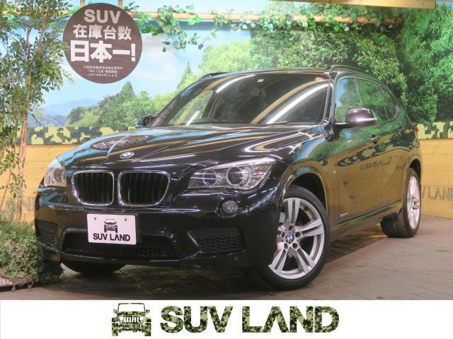 BMWX1 S DRIVE 18I M SPORT