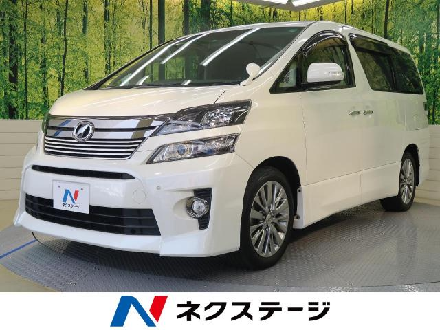 TOYOTAVELLFIRE 2.4Z GOLDEN EYES