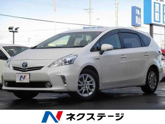 TOYOTAPRIUS ALPHA S