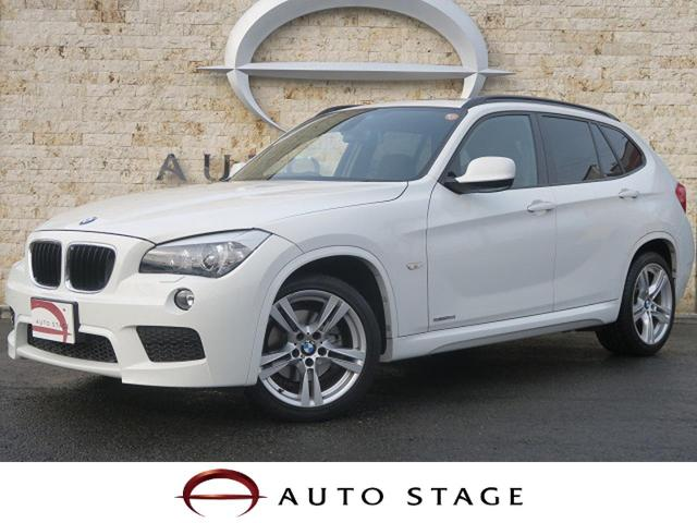 BMWX1 S DRIVE 18I M SPORT PACKAGE