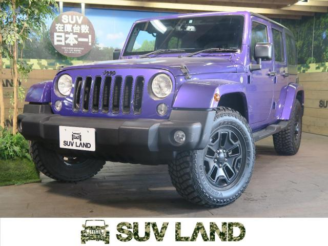 CHRYSLER JEEPJEEP WRANGLER UNLIMITED BACKCOUNTRY EDITION