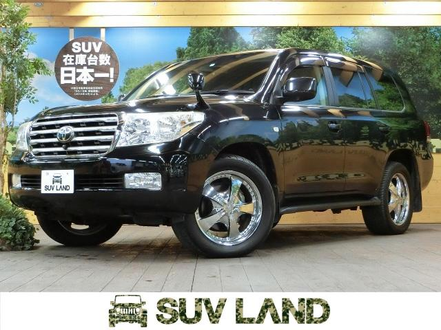 TOYOTALAND CRUISER AX G SELECTION