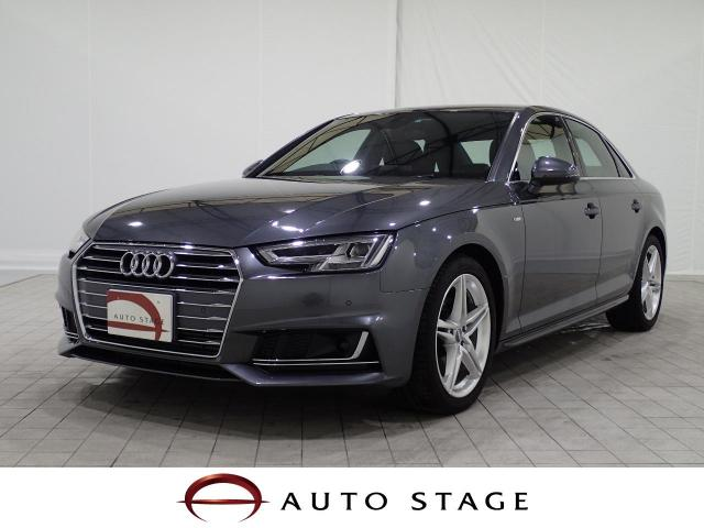 AUDIA4 2.0TFSI SPORT S LINE PACKAGE
