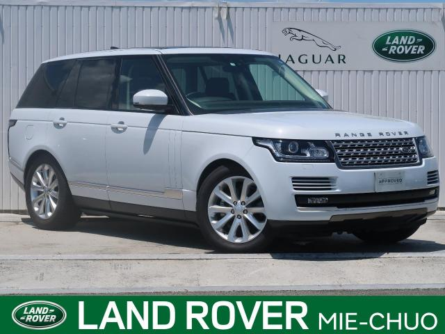 LAND ROVERRANGE ROVER VOGUE