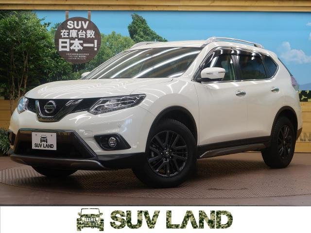 NISSANX-TRAIL 20XT BLACK X-TREMER X EMERGENCY BRAKE PACKAGE
