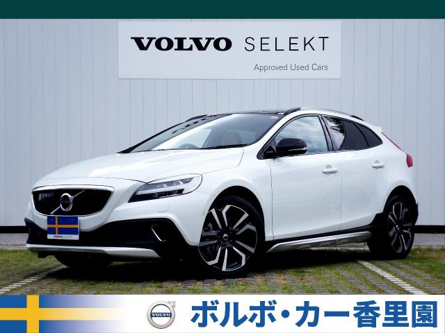 VOLVOV40 CROSS COUNTRY T5 AWD SUMMUM