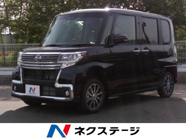 DAIHATSU TANTO (DBA-LA600S) Color:BLACK 10Km $10,993[018:2745822]