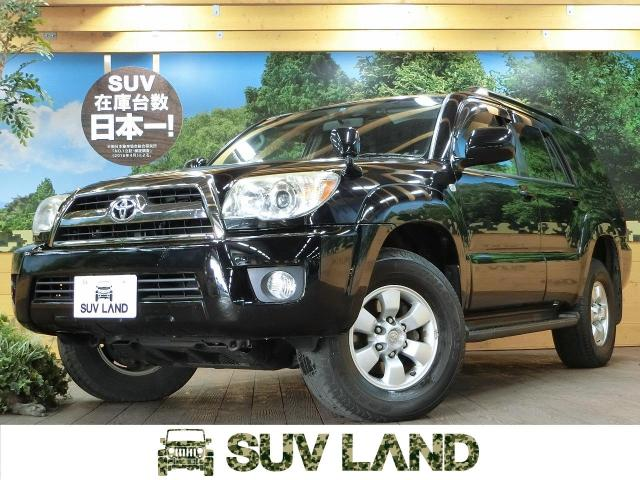 TOYOTAHILUX SURF SSR-X LIMITED