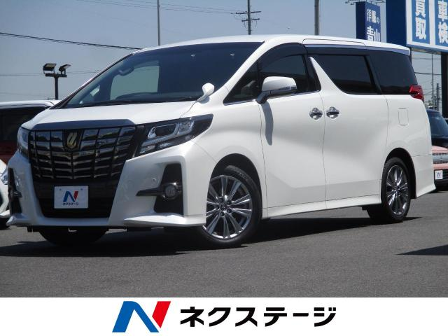 TOYOTAALPHARD 2.5S A PACKAGE TYPE BLACK