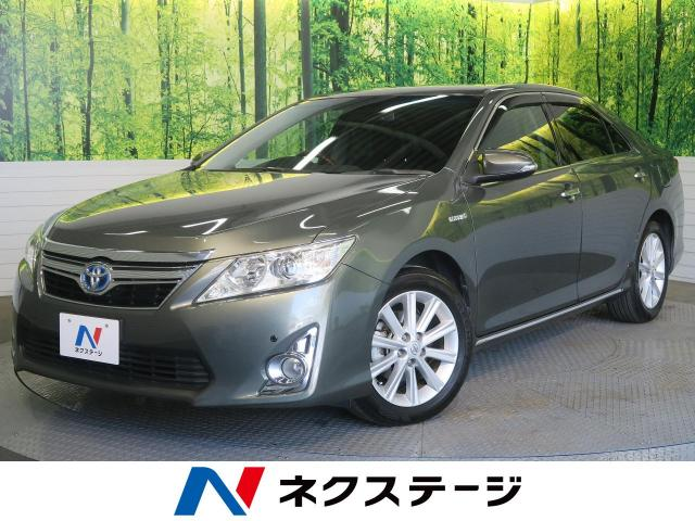 TOYOTACAMRY HYBRID LEATHER PACKAGE