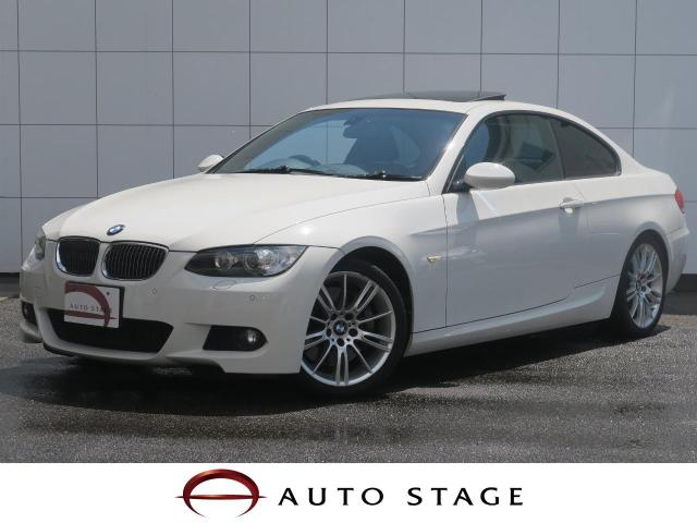BMW3 SERIES 335I COUPE M-SPORT PACKAGE
