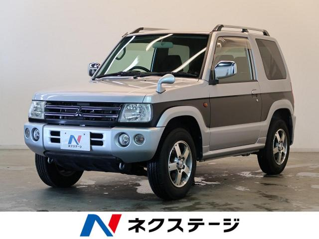 MITSUBISHIPAJERO MINI LIMITED EDITION XR